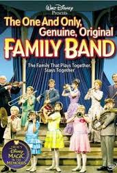 One and only genuine original family band