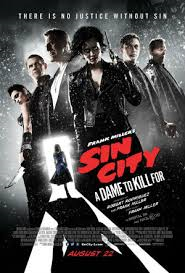 Sin City Dame to kill for