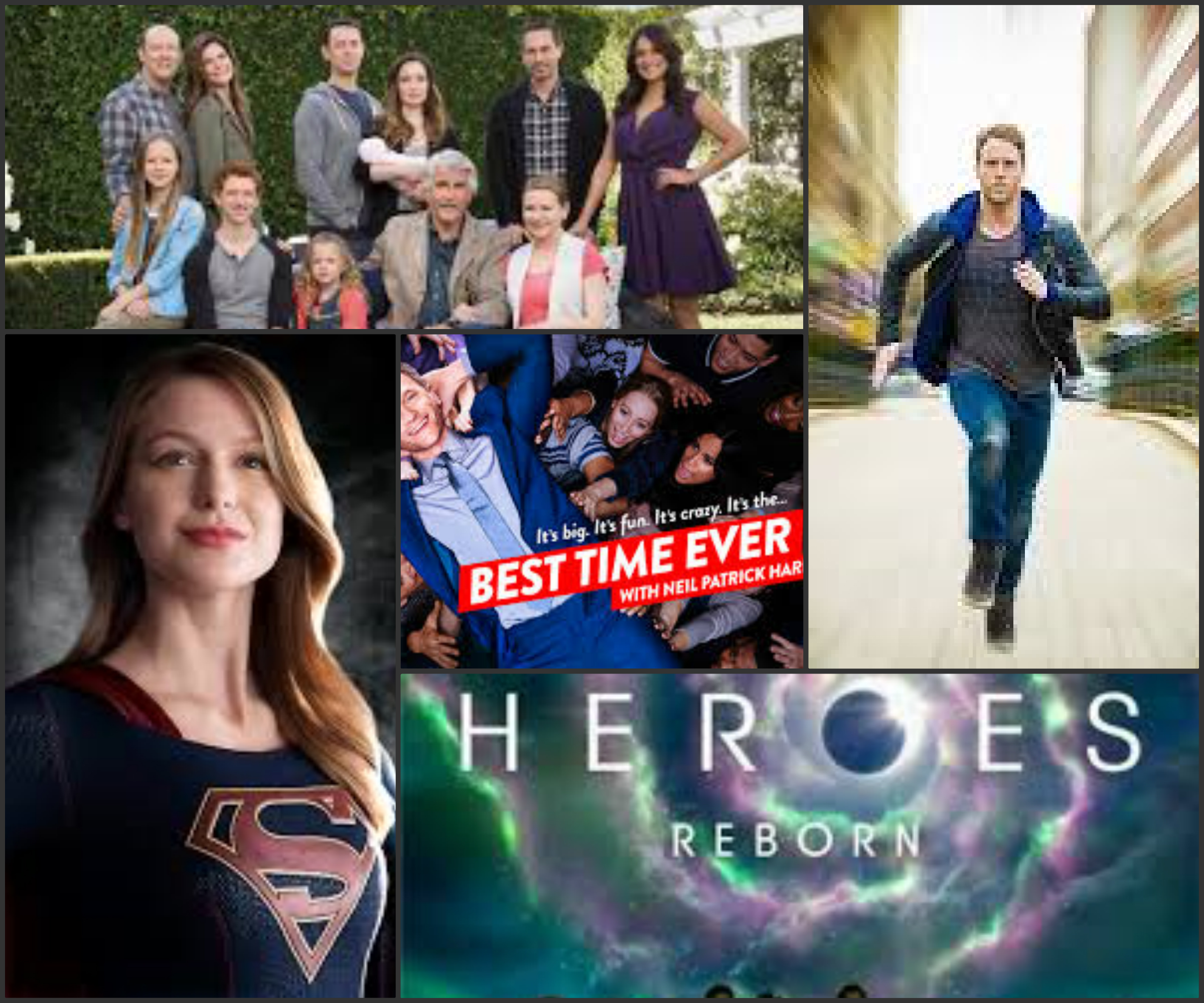 New For Auntum 2015: New Fall TV Shows 2015